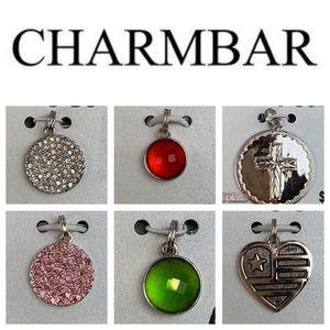 Silverworks charmBar charms❤️
